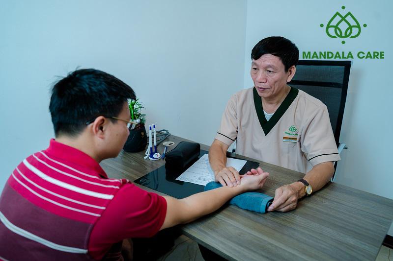 trung tâm vật lý trị liệu mandala care